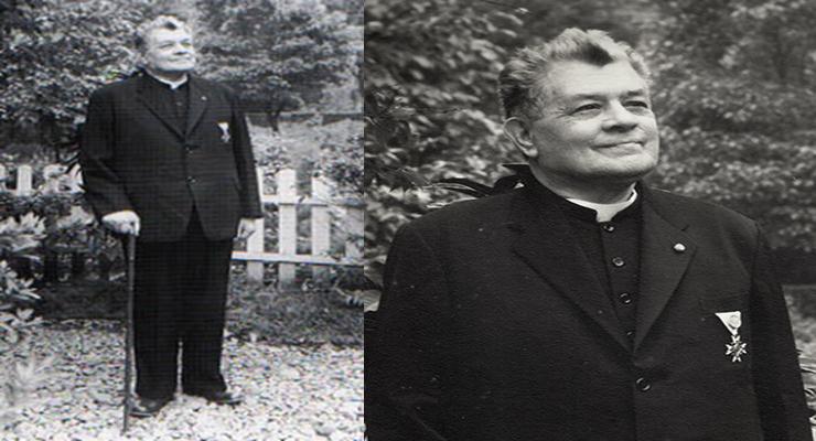 Padre Antonio Cavoli Fundador da Congregação